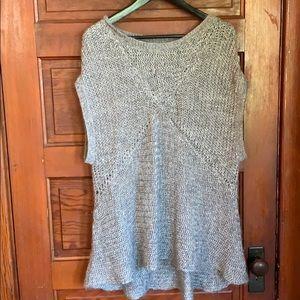 Free People sleeveless knit size Medium